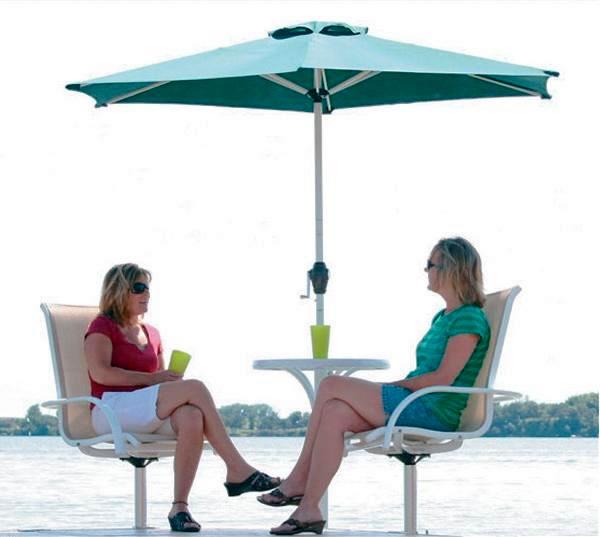 Shoreline Dock Furniture U2013 Patio Set