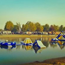 camping Lac Cristal