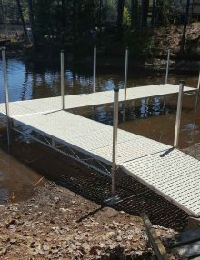 Shoreline Industries Docks | Product categories | At The Lake
